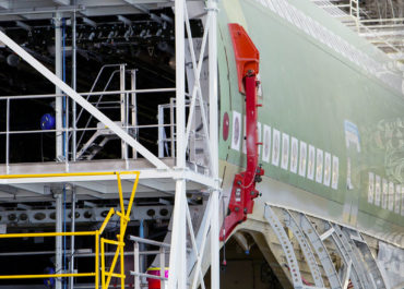 Safran Electrical & Power improves efficiency of cable assembly in Airbus A350's structures