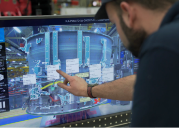 At Safran, data is at the service of the quality of the LEAP engine